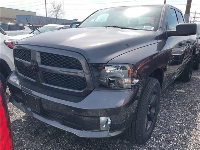 2018 RAM 1500 ST (Stk: JS275831) in Mississauga - Image 1 of 5