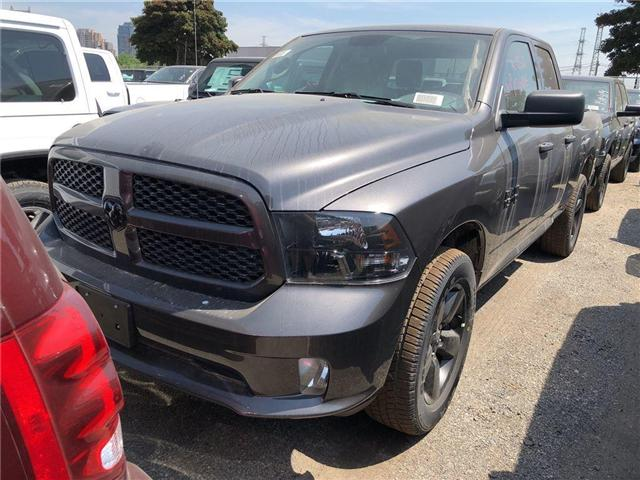 2018 RAM 1500 ST (Stk: JS275829) in Mississauga - Image 1 of 5
