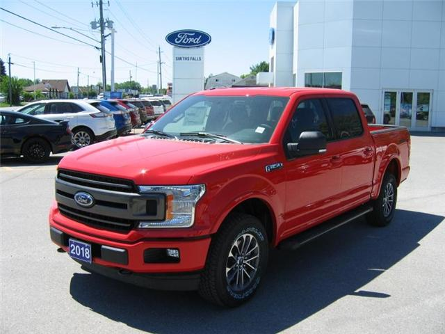 2018 Ford F-150 XLT (Stk: 18367) in Smiths Falls - Image 1 of 12