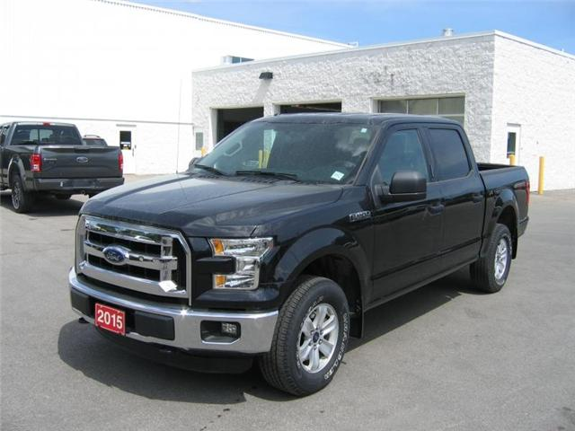 2015 Ford F-150 XLT (Stk: 18238A) in Perth - Image 1 of 11