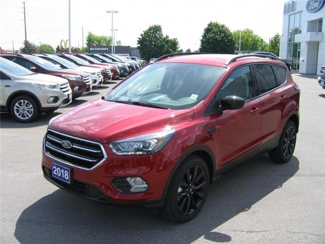 2018 Ford Escape SE (Stk: 18362) in Perth - Image 1 of 12