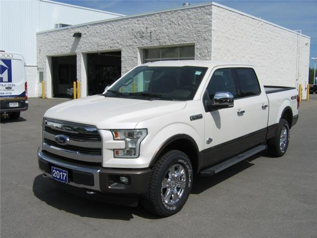 2017 Ford F-150  (Stk: 17585) in Perth - Image 1 of 12