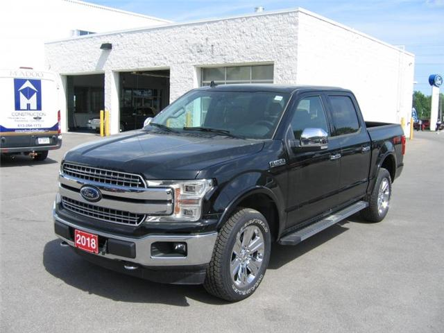 2018 Ford F-150 Lariat (Stk: 1864) in Perth - Image 1 of 12