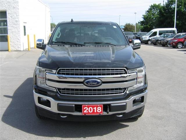 2018 Ford F-150 Lariat (Stk: 1864) in Perth - Image 2 of 12