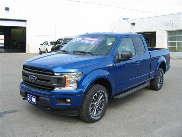 2018 Ford F-150 XLT (Stk: 18327) in Perth - Image 1 of 12