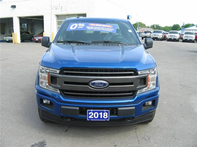 2018 Ford F-150 XLT (Stk: 18327) in Perth - Image 2 of 12