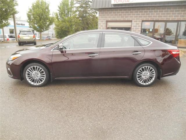 2017 Toyota Avalon Limited (Stk: U7220) in Peterborough - Image 2 of 11