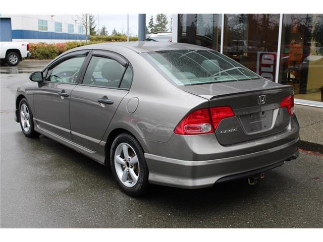 2008 Honda Civic DX (Stk: P2083) in Courtenay - Image 6 of 16