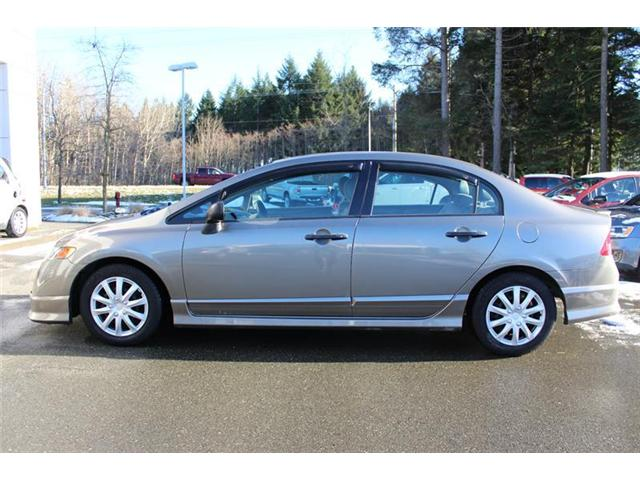 2008 Honda Civic DX (Stk: P2083) in Courtenay - Image 7 of 16