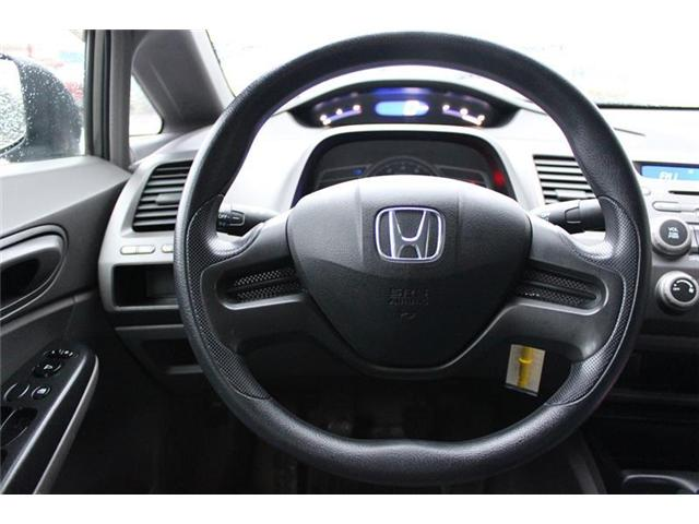 2008 Honda Civic DX (Stk: P2083) in Courtenay - Image 10 of 16
