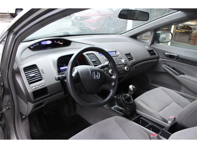 2008 Honda Civic DX (Stk: P2083) in Courtenay - Image 11 of 16