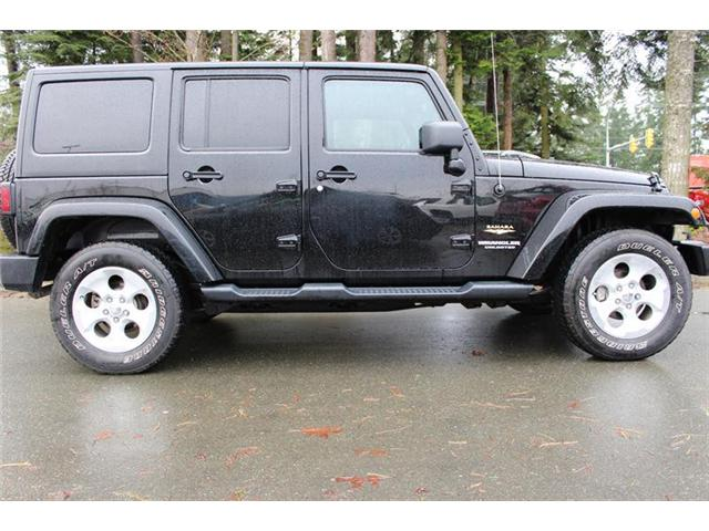 2015 Jeep Wrangler Unlimited Sahara (Stk: P2084) in Courtenay - Image 2 of 27