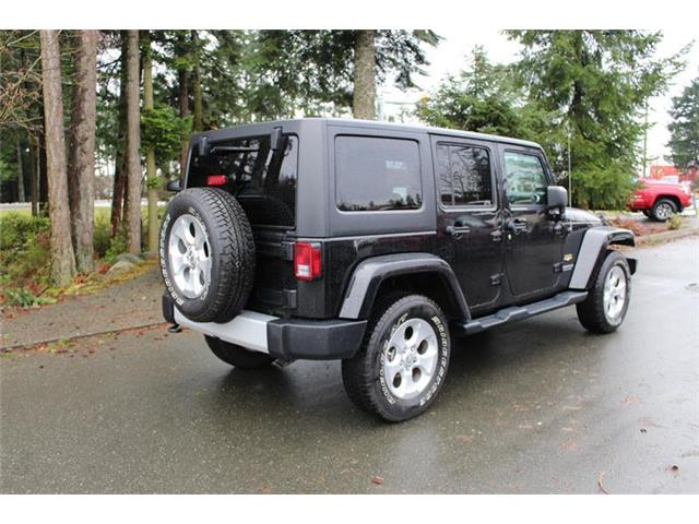 2015 Jeep Wrangler Unlimited Sahara (Stk: P2084) in Courtenay - Image 3 of 27