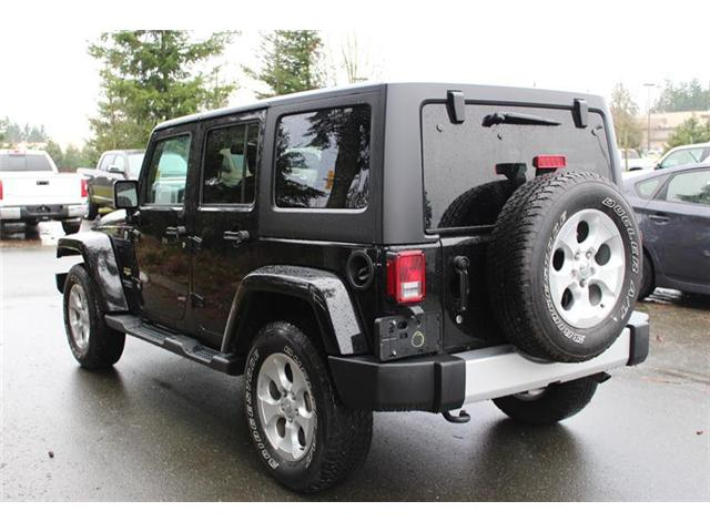 2015 Jeep Wrangler Unlimited Sahara (Stk: P2084) in Courtenay - Image 5 of 27