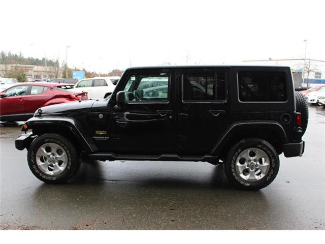 2015 Jeep Wrangler Unlimited Sahara (Stk: P2084) in Courtenay - Image 6 of 27