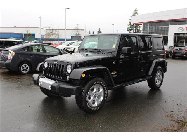 2015 Jeep Wrangler Unlimited Sahara (Stk: P2084) in Courtenay - Image 7 of 27