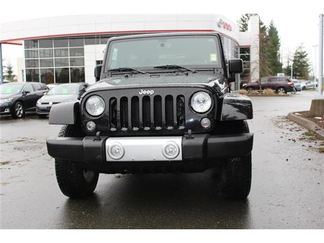 2015 Jeep Wrangler Unlimited Sahara (Stk: P2084) in Courtenay - Image 8 of 27