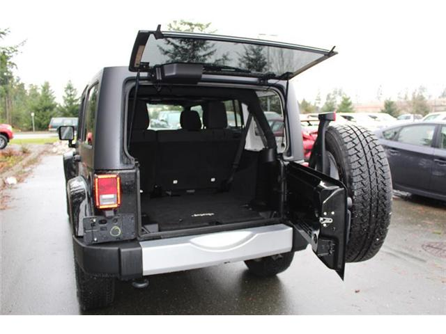 2015 Jeep Wrangler Unlimited Sahara (Stk: P2084) in Courtenay - Image 9 of 27