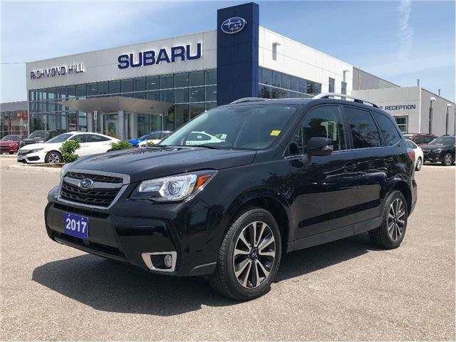 2017 Subaru Forester 2.0XT Limited (Stk: LP0153) in RICHMOND HILL - Image 1 of 21