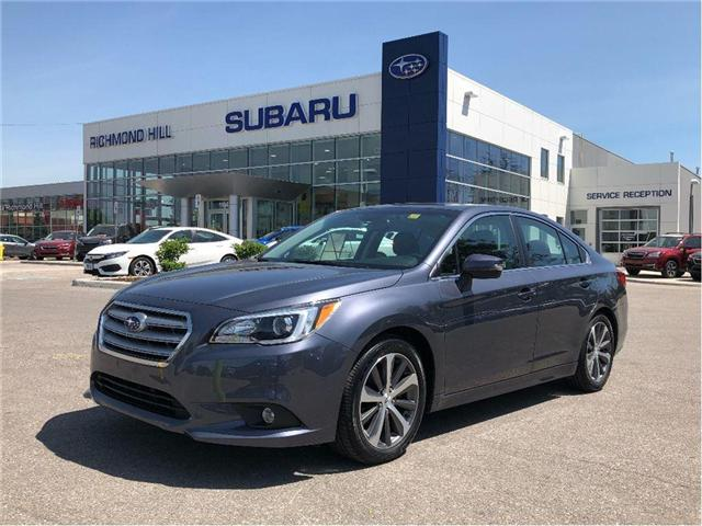 2016 Subaru Legacy 2.5i Limited Package (Stk: LP0157) in RICHMOND HILL - Image 1 of 18