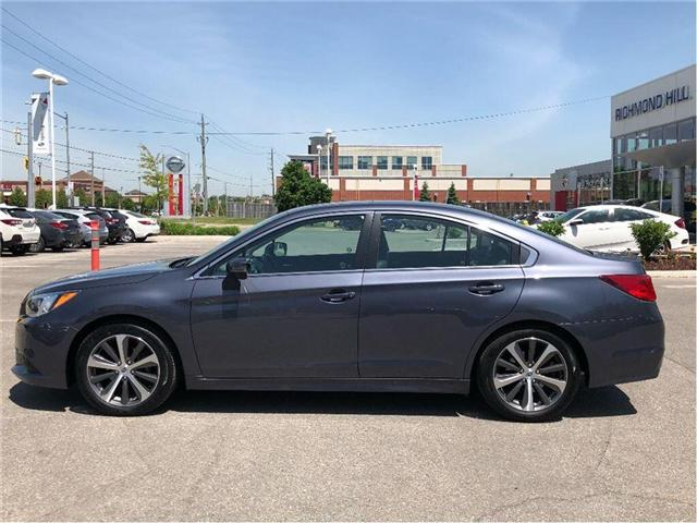 2016 Subaru Legacy 2.5i Limited Package (Stk: LP0157) in RICHMOND HILL - Image 2 of 18