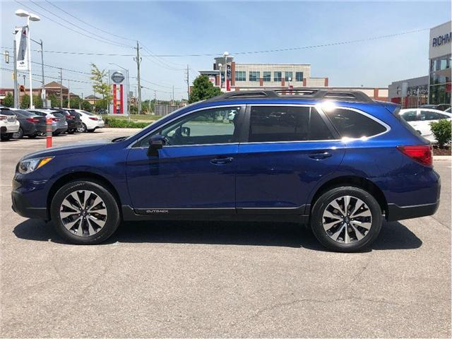 2015 Subaru Outback 2.5i Limited Package (Stk: T30937) in RICHMOND HILL - Image 2 of 19