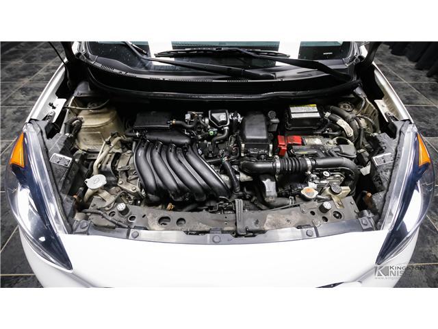 2015 Nissan Micra SR (Stk: PT18-360) in Kingston - Image 28 of 30