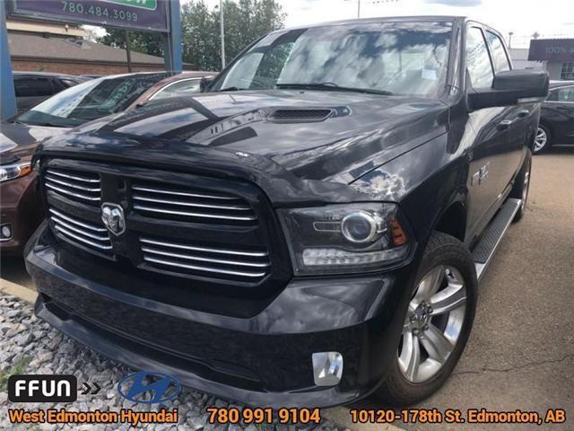 2014 RAM 1500 Sport (Stk: P0513) in Edmonton - Image 1 of 1