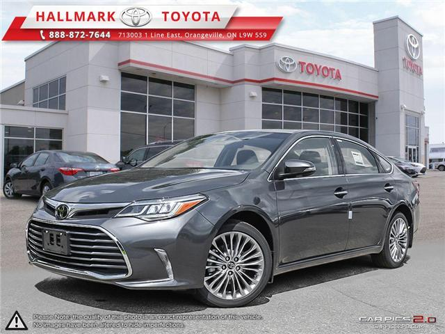 2018 Toyota Avalon Limited (Stk: H18017) in Orangeville - Image 1 of 27