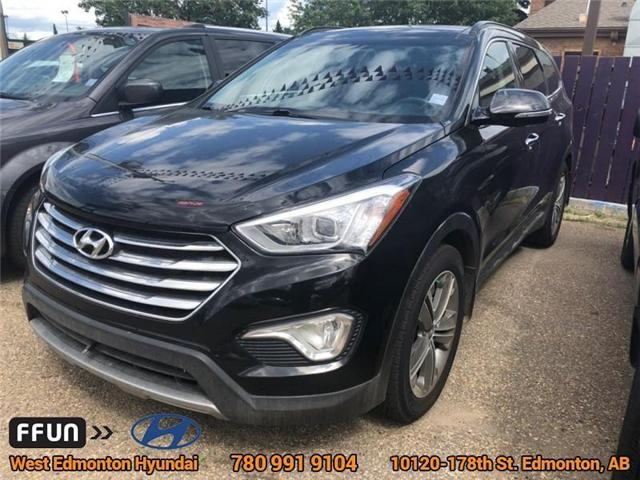 2015 Hyundai Santa Fe XL Limited (Stk: P0525) in Edmonton - Image 1 of 1