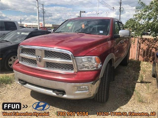 2009 Dodge Ram 1500 Laramie (Stk: P0576) in Edmonton - Image 1 of 1