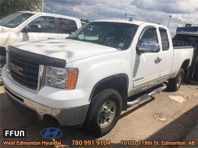 2009 GMC Sierra 2500HD  (Stk: P0577) in Edmonton - Image 1 of 1