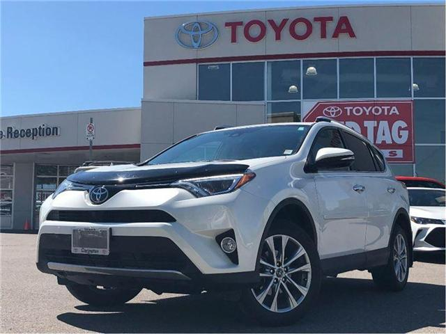 2016 Toyota RAV4 Limited (Stk: P2099) in Bowmanville - Image 1 of 24