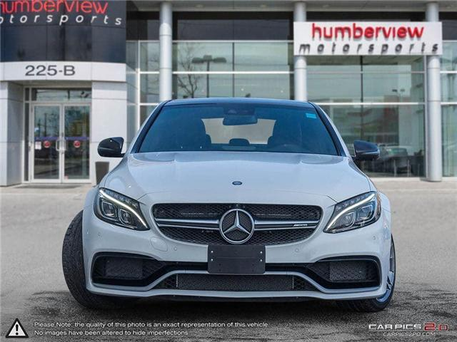 2017 Mercedes-Benz AMG C 63 S (Stk: 18HMS072) in Mississauga - Image 2 of 27
