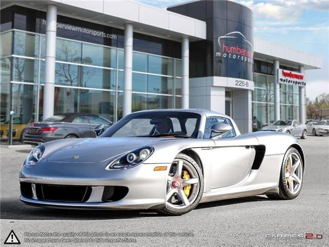2005 Porsche Carrera GT Base (Stk: 17MSX1176) in Mississauga - Image 1 of 30