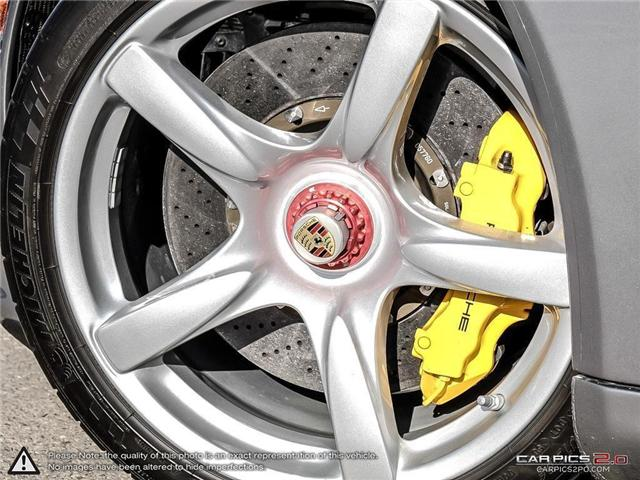 2005 Porsche Carrera GT Base (Stk: 17MSX1176) in Mississauga - Image 6 of 30