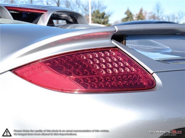 2005 Porsche Carrera GT Base (Stk: 17MSX1176) in Mississauga - Image 15 of 30