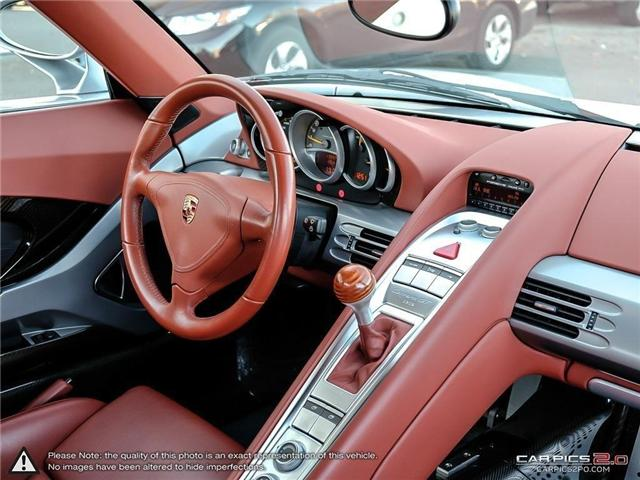 2005 Porsche Carrera GT Base (Stk: 17MSX1176) in Mississauga - Image 28 of 30