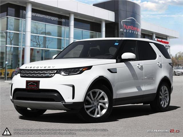2017 Land Rover Discovery HSE (Stk: 18HMS238) in Mississauga - Image 1 of 27