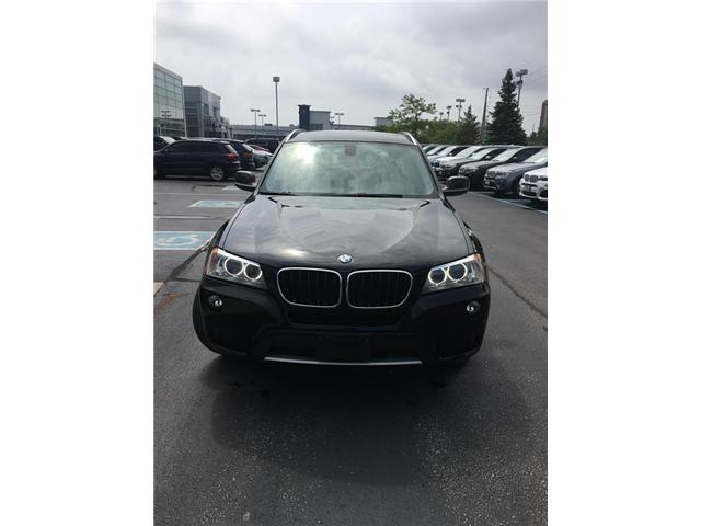 2013 BMW X3 xDrive28i (Stk: T018205A) in Oakville - Image 2 of 5