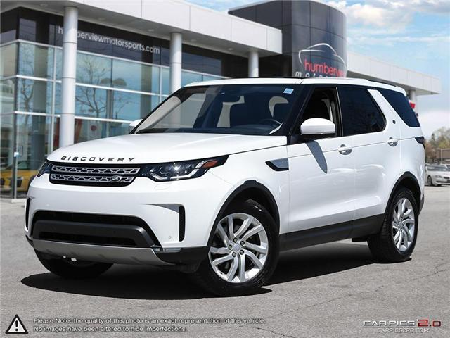 2017 Land Rover Discovery DIESEL Td6 HSE (Stk: 18HMS250) in Mississauga - Image 1 of 27