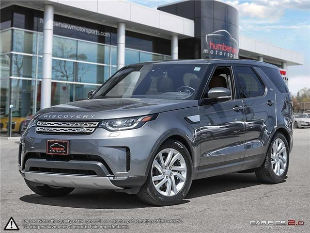 2017 Land Rover Discovery DIESEL Td6 HSE (Stk: 18HMS256) in Mississauga - Image 1 of 27