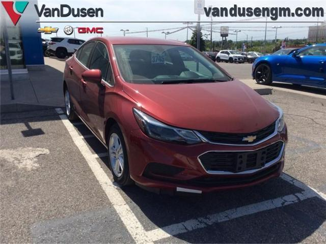2018 Chevrolet Cruze LT Auto (Stk: 183745) in Ajax - Image 1 of 20