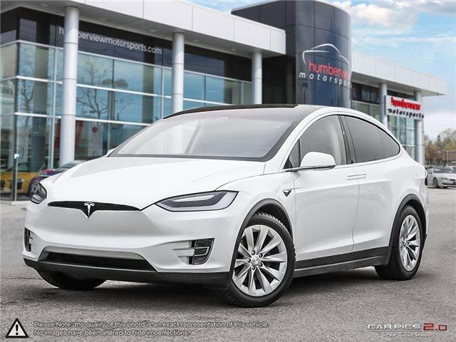 2016 Tesla Model X 90D | AWD | SUB-ZERO WEATHER PKG | CAR-PROOF CLEAN (Stk: 18MSX393) in Mississauga - Image 1 of 27