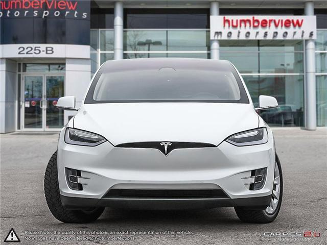 2016 Tesla Model X 90D | AWD | SUB-ZERO WEATHER PKG | CAR-PROOF CLEAN (Stk: 18MSX393) in Mississauga - Image 2 of 27