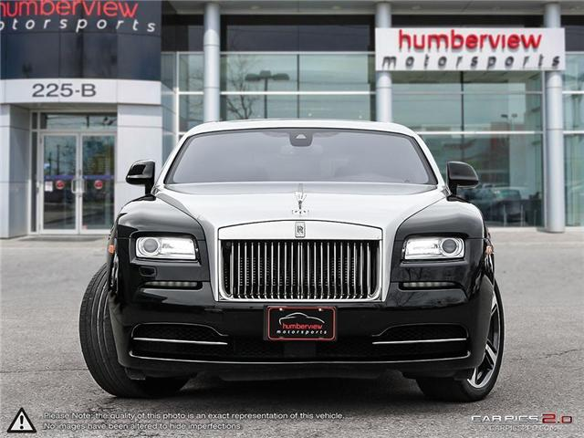 2016 Rolls-Royce Wraith 2dr Coupe (Stk: 18MSX287) in Mississauga - Image 2 of 27