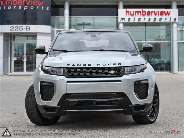2017 Land Rover Range Rover Evoque HSE DYNAMIC (Stk: 18HMS362) in Mississauga - Image 2 of 28