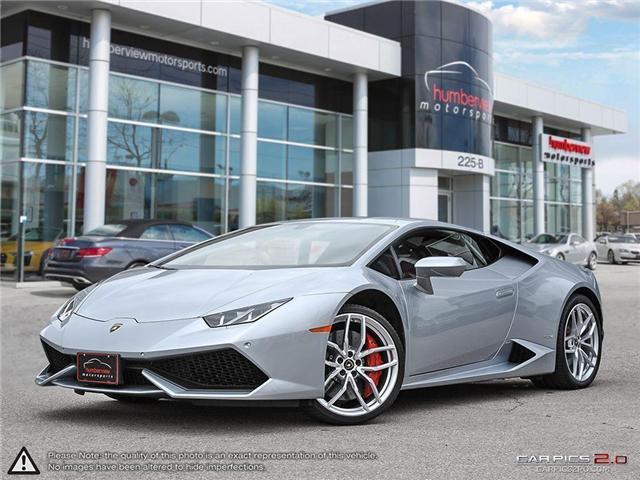 2015 Lamborghini Huracan LP 610-4 | CAR-PROOF CLEAN | CANADIAN VEHICLE | NA (Stk: 18MSX700) in Mississauga - Image 1 of 28