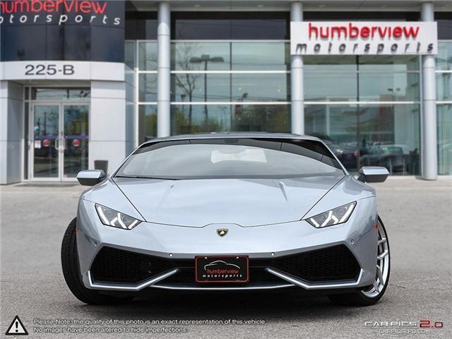 2015 Lamborghini Huracan LP 610-4 | CAR-PROOF CLEAN | CANADIAN VEHICLE | NA (Stk: 18MSX700) in Mississauga - Image 2 of 28