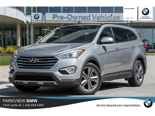 2013 Hyundai Santa Fe XL Limited (Stk: 54968AA) in Toronto - Image 1 of 22